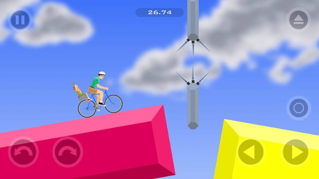 Happy Wheels Get S An Android Version Download Now Mobile Mode Gaming