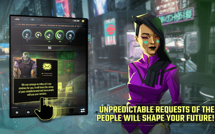 InfiniteCorp Is An Upcoming Card-Based Decision-Making Game For Android & iOS