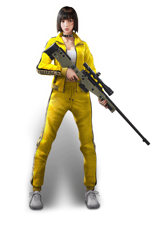 Garena Free Fire Character System Explained