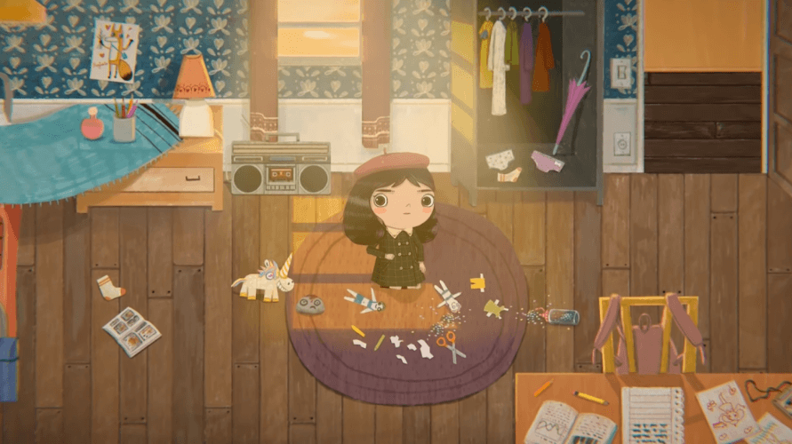 Little Misfortune's Demo Version Is Available For Android Devices