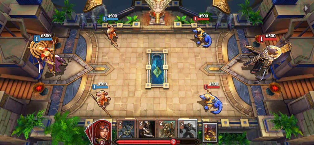 Magic: ManaStrike Fast-Paced RTS Is Available For Pre-Registration On Android