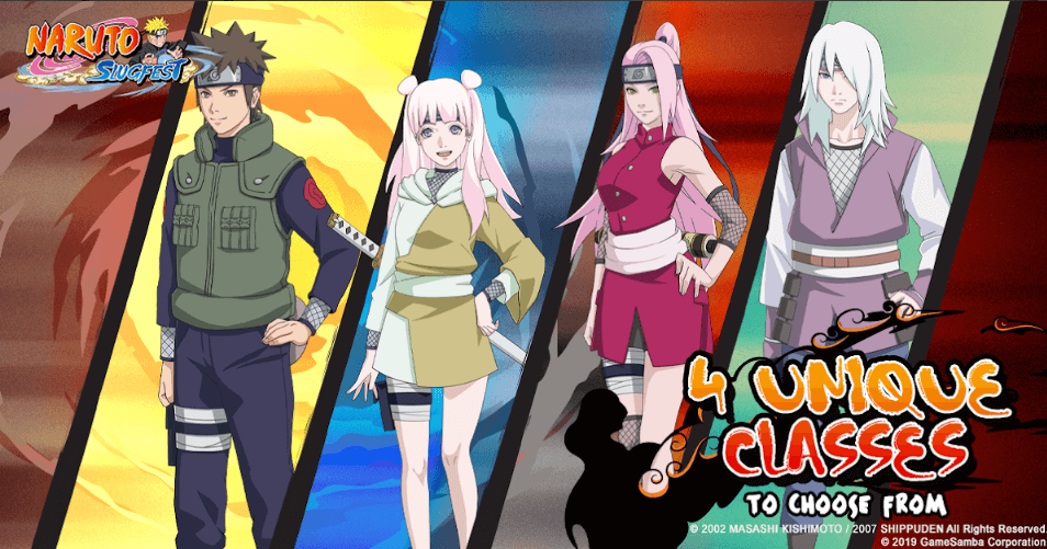 Naruto: Slugfest Official Pre-Registrations Have Been Started On Play Store