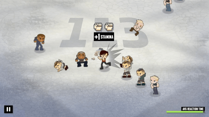 OneMan Is High Intensity Beat'em Up Available For Android And iOS