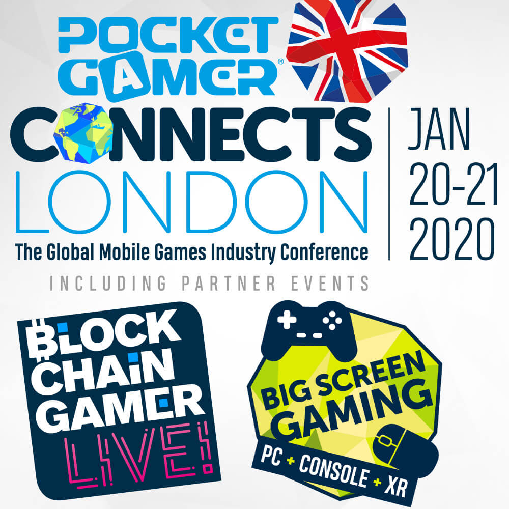 Pocket Gamer Connects Arrives In London