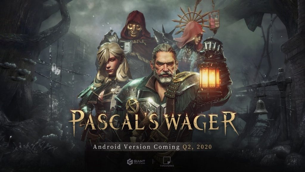 Pascal's Wager Gets an Android Release Date