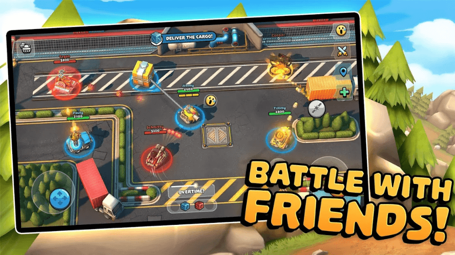 Pico Tanks Will Be Released On Jan 31 Globally For Android And iOS