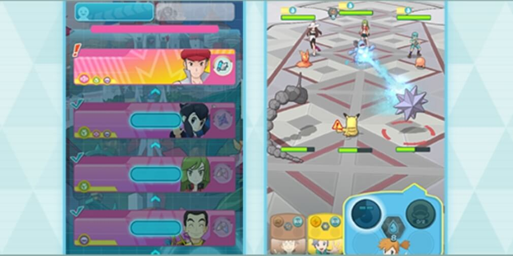 Pokemon Masters' Producers Revealed Upcoming Legendary Events, Changes In Gameplay & Much More