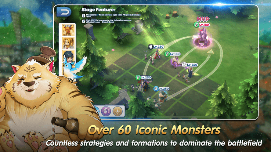 Ragnarok Tactics Has Been Released In Southeast Asian Countries