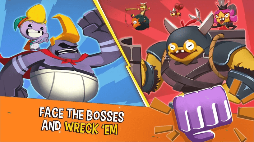 Rocky Rampage: Wreck 'em Up Is Available In Early Access For Android And iOS Users Can Pre-Order It