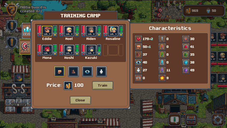 Swag And Sorcery RPG Has Been Released For iOS Devices