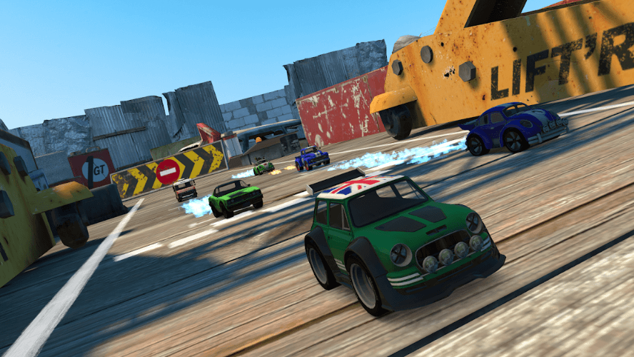 Table Top Racing: World Tour 'Nitro Edition' Is Now Available For Android