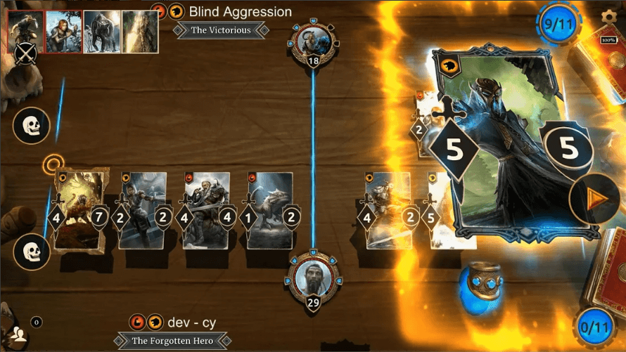 The Elder Scrolls: Legends Is Available For Pre-Registration In Aisa