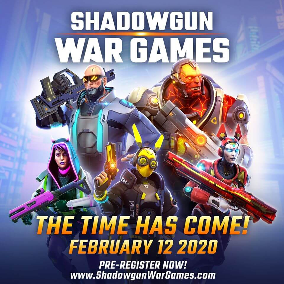 Shadowngun Wars To Release Globally On 12th February 2020