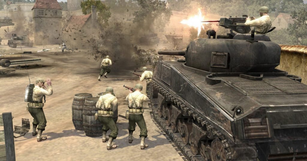 Company Of Heroes Has Been Released For iPad Devices