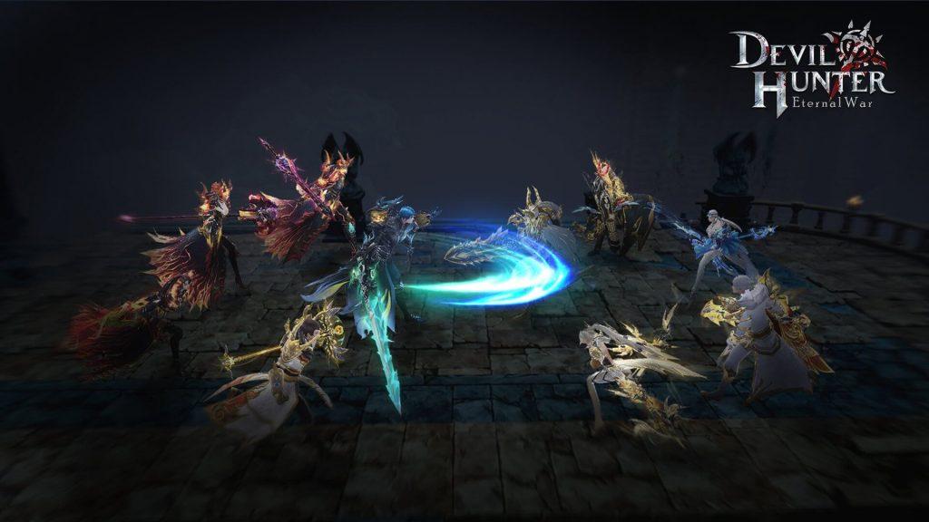 Devil Hunter: Eternal War Is Preparing For It's Global Launch in March