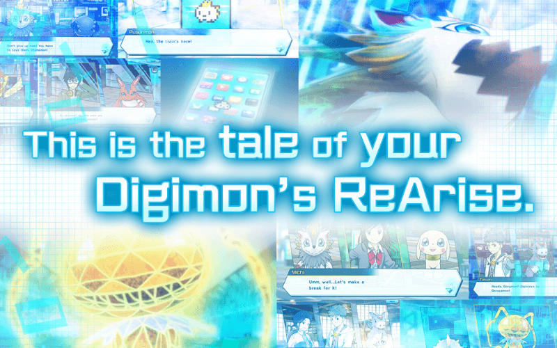 Digimon Rearise By Bandai Namco Entertainment - Beginner's Guide, Tips & Tricks