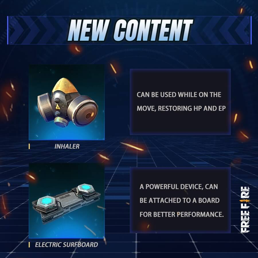 Garena Free Fire Upcoming OB20 Update Patch Notes