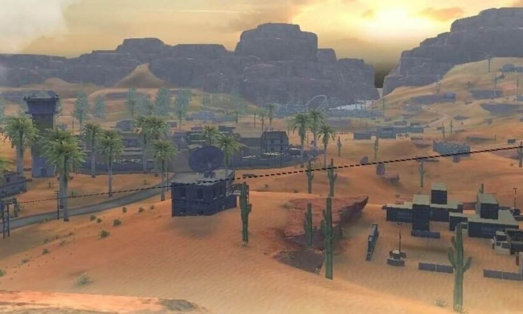 Free Fire Reopened Kalahari Map For Limited Time