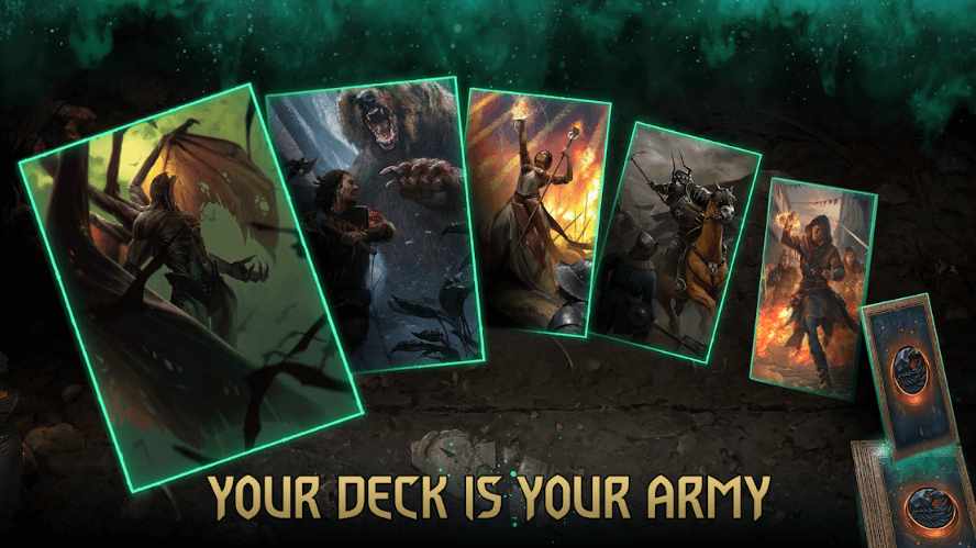 GWENT: The Witcher Card Game Is Coming To Android After iOS: Pre-Register