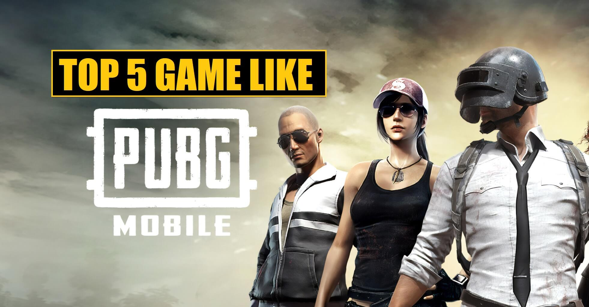 5 Best Games Like Pubg Mobile For Android And Ios 2020 Mobile Mode Gaming
