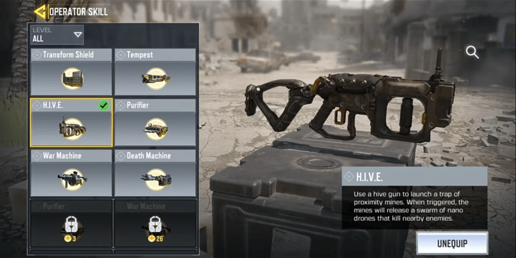 Call of Duty Mobile To Get A New Operator Skill 'H.I.V.E'