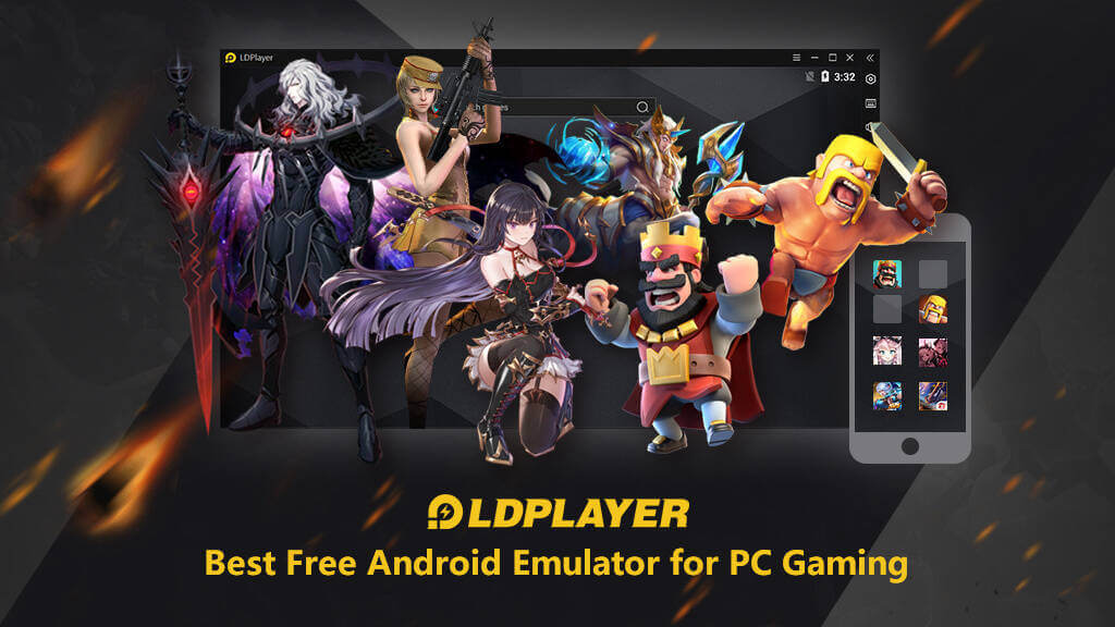 How to Play Shadowgun War Games on PC with LDPlayer Emulator
