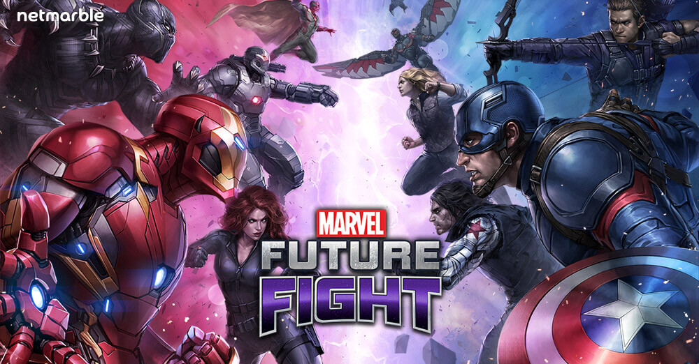 Netmarble And Marvel Is Coming Up With A New Mobile Game At PAX East 2020