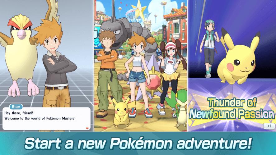 Pokemon Masters: Beginners Guide, Tips & Tricks