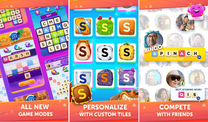 Scrabble® GO - New Word Game By Scopely Is Available For Pre-Registration On Android