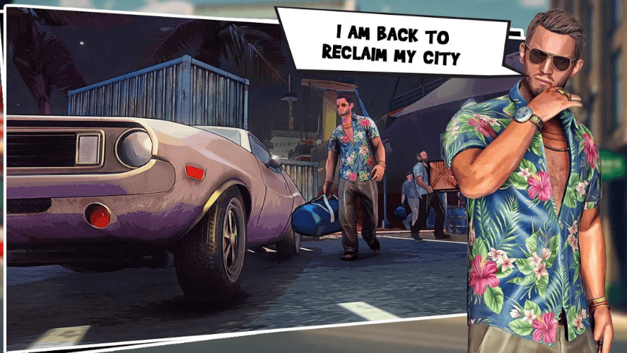 Sins Of Miami Gangster By Aril Labs Is Available In Beta For Android