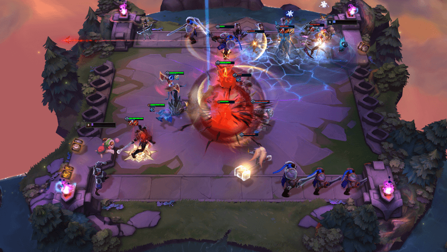 Download Teamfight Tactics Mobile Beta Version