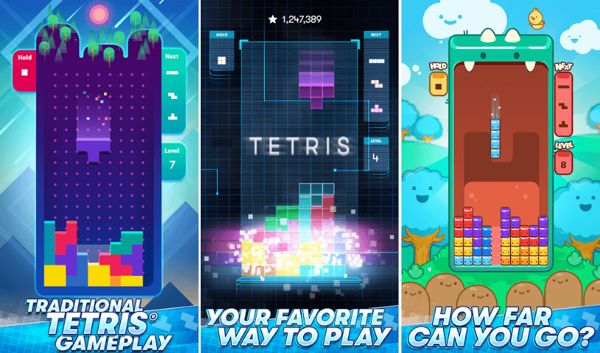 Tetris By N3TWORK Inc. Game Review: It Is Back With Much More Fun