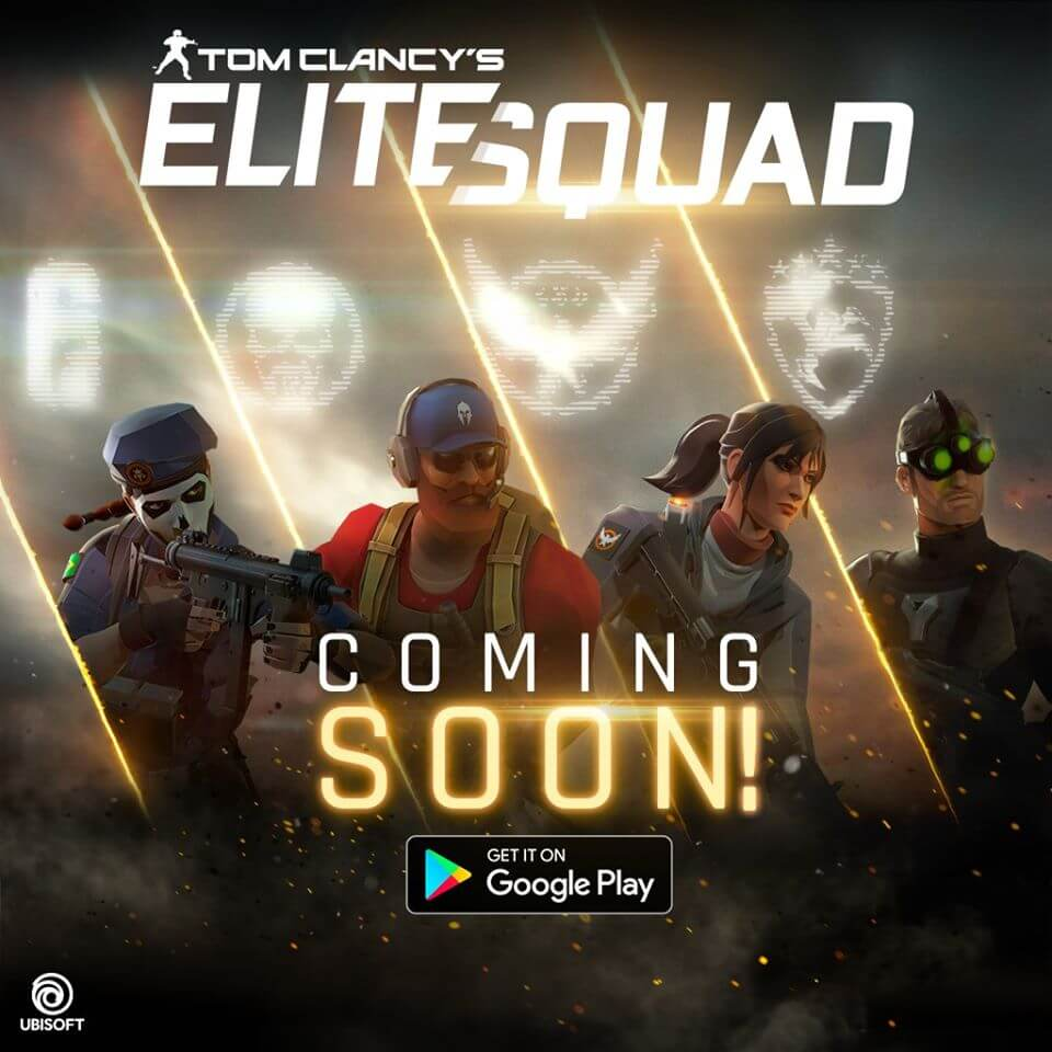 Tom Clancy's Elite Squad To be Globally Released Soon: Ubisoft