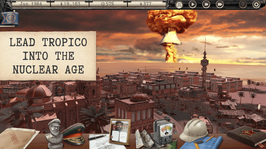 Tropico Mobile Strategy Game Tips & Tricks