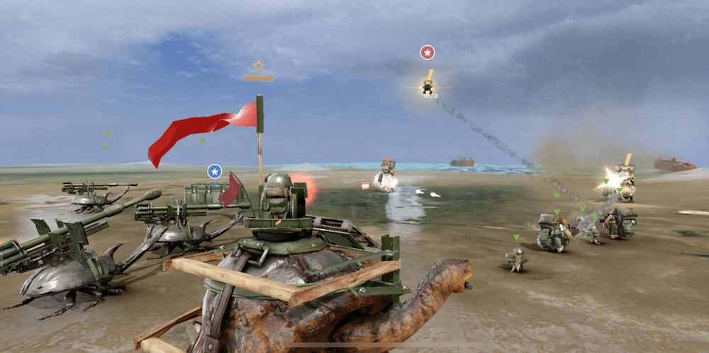 War Tortoise 2 By Foursaken Media - Game Review