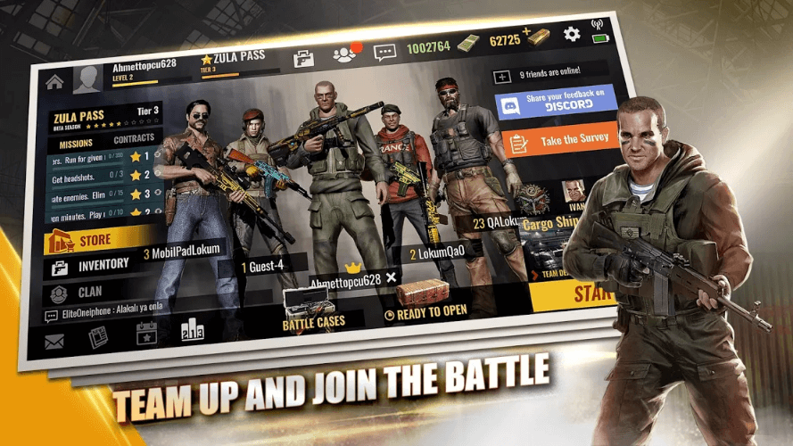 Zula Mobile: Multiplayer FPS Is Available In Beta For Android Devices