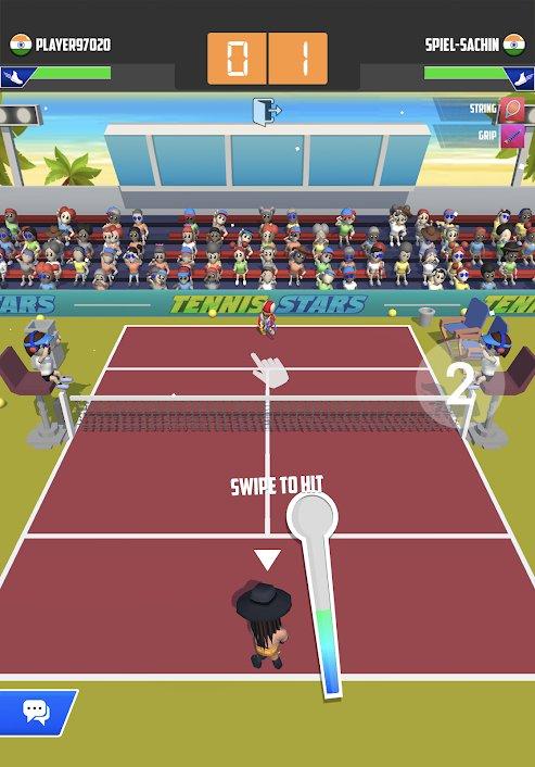 tennis stars 2