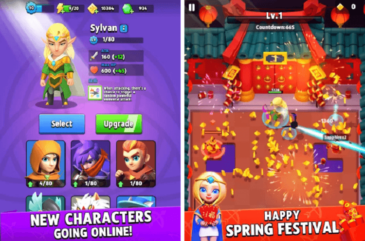 Archero Action Mobile Game By Habby - Beginners' Guide, Tips & Tricks