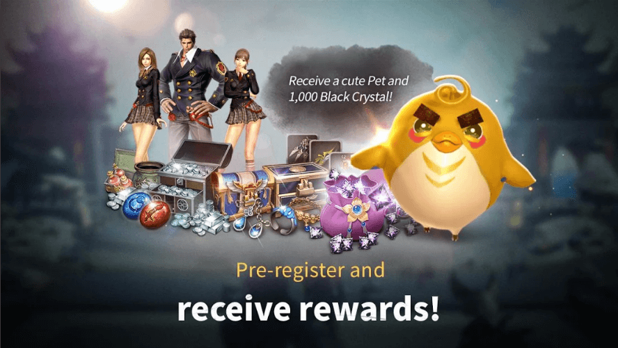Blade & Soul Revolution Is Making Its Way To Mobile Devices: Pre-Register Now