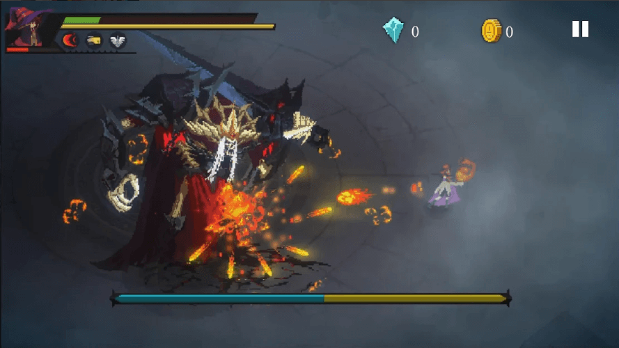 Dark Raider Is An Upcoming Action Game For Android Devices