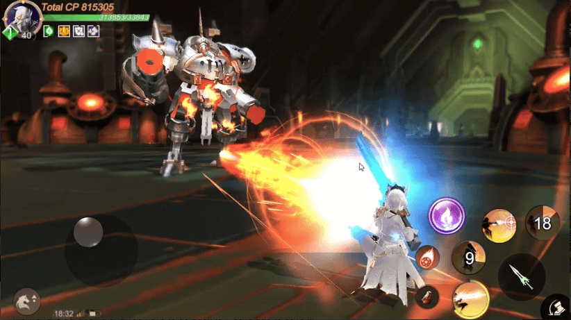 Eternal Sword M Globally Released For Android And iOS Devices