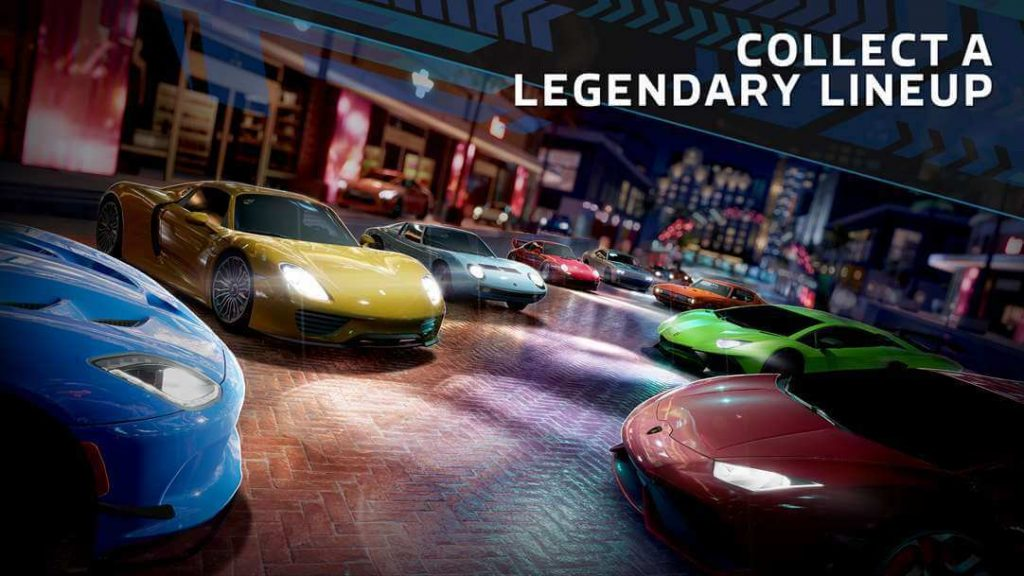 Forza Street is Coming to Mobile: Microsoft