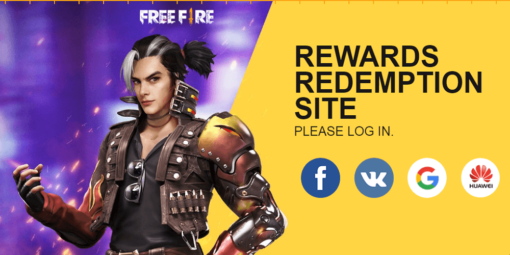 Free Fire: How To Redeem Free Codes?