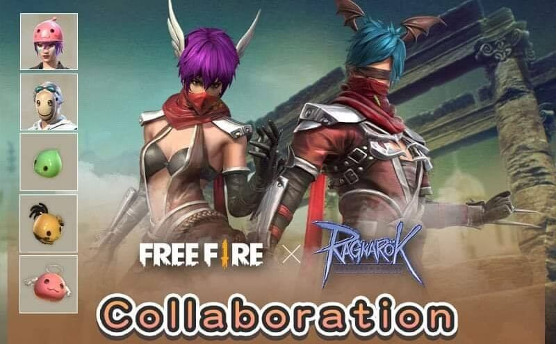 Garena Free Fire Collaborated With Gravity's Ragnarok To Bring New In-Game Content