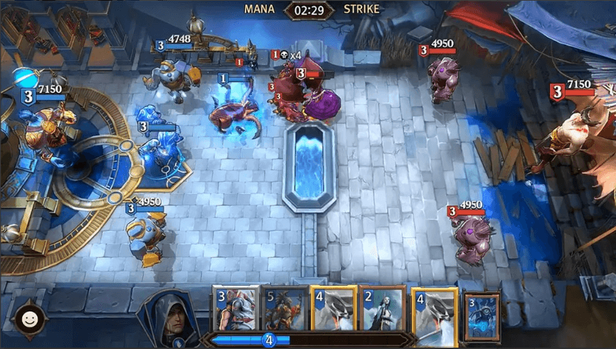 Magic: Manastrike By Netmarble - Game Review