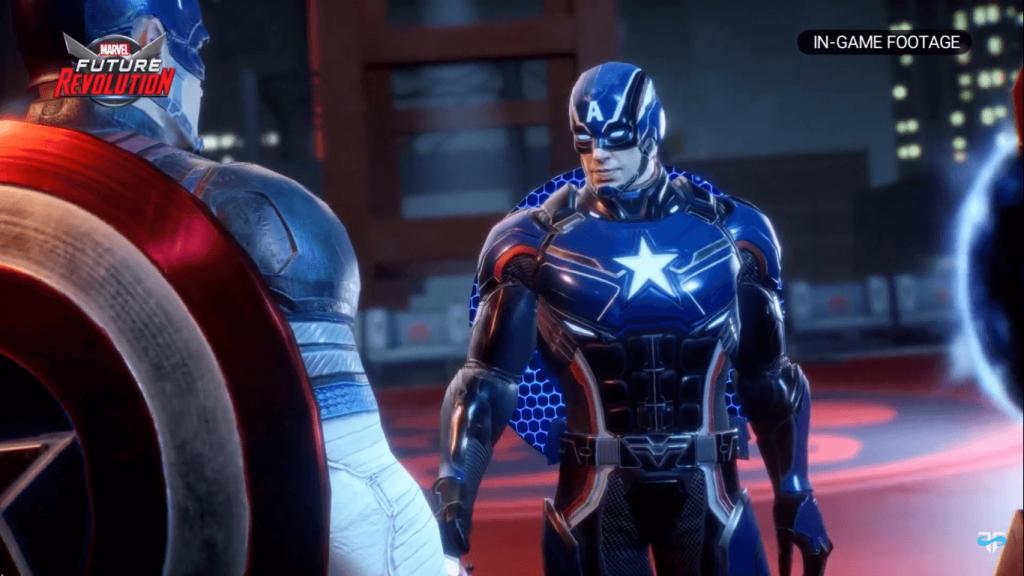 'Marvel Future Revolution' An Open-World RPG Mobile Game Announced