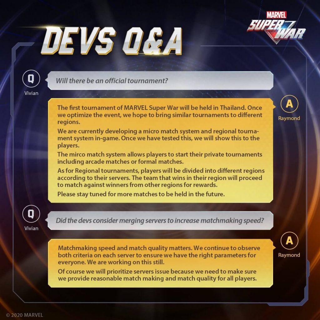 Marvel Super War To Host Official eSports Tournament Soon