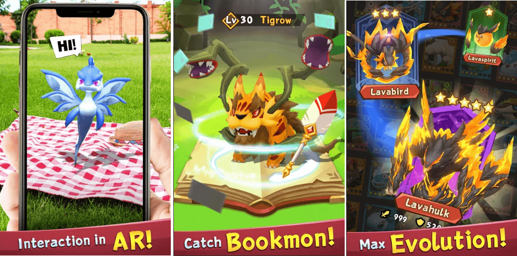 Monster Fable By IGG Is Avilable For Pre-Registration