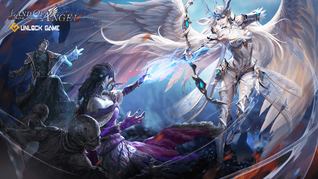 Land of Angel: Chaos Origin Is Now Available For Pre-Registration In the SEA Region