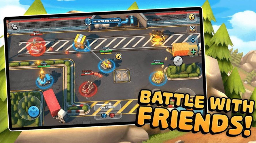 Pico Tanks: Multiplayer Mayhem By Panda Arcade - Game Review